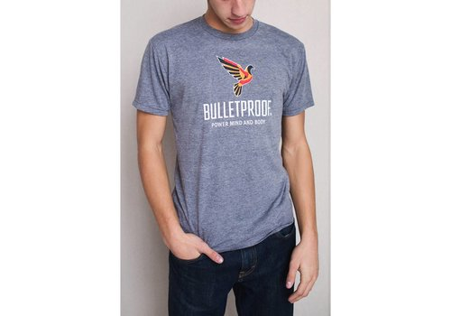 The Bulletproof Executive T-Shirt grijs