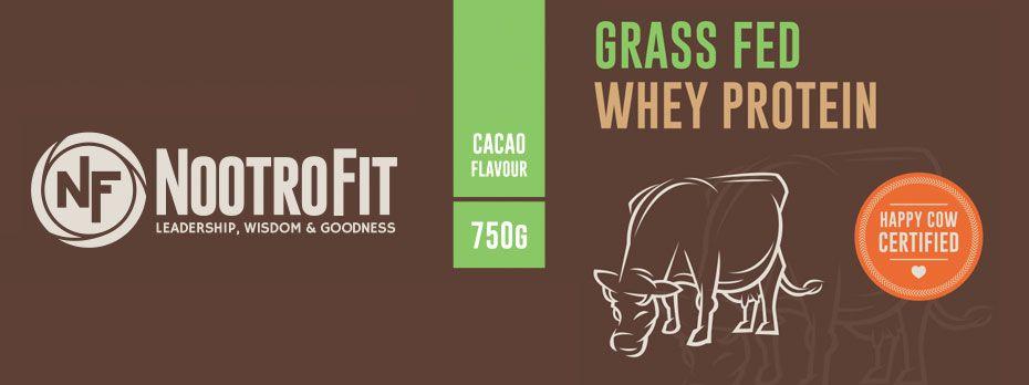 Grasgevoerde whey: beter voor de koe en beter voor ons lichaam