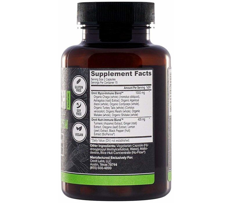 Shroom TECH™ Immune - 30 capsules