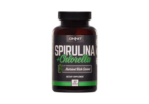 Onnit Spirulina en Chlorella