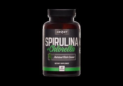 Onnit Spirulina und Chlorella