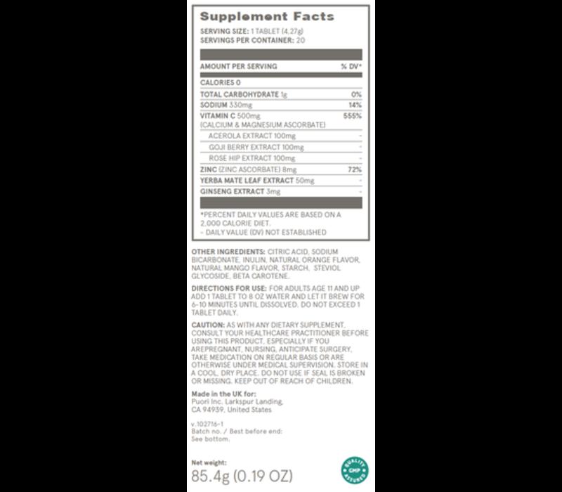 C3 Vitamine - 20 caps
