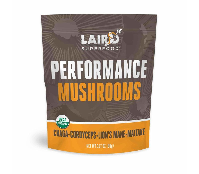 Organic Performance Mushrooms - Laird Superfood