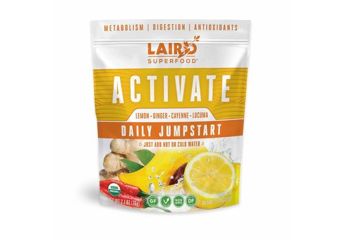 Laird Superfood Organic ACTIVATE Daily Jumpstart