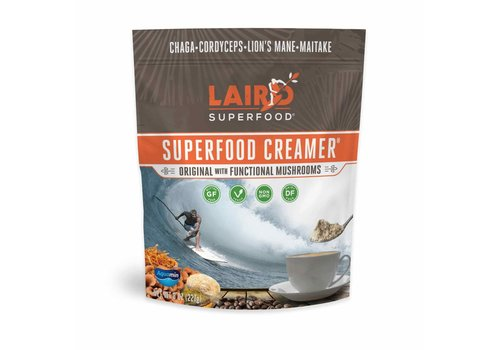 Laird Superfood Original Superfood Creamer with Functional Mushrooms