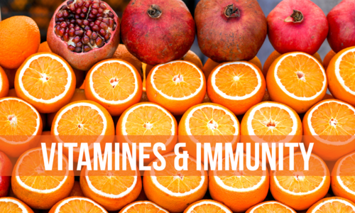 3 Vitamins which are best for strengthening your immunity