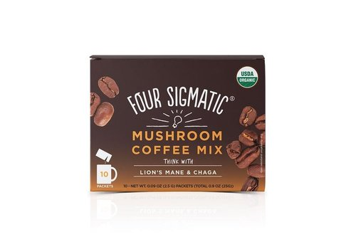 Four Sigmatic Mushroom Coffee (Lion's Mane)