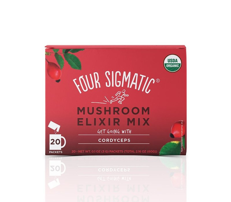 Cordyceps Four Sigmatic