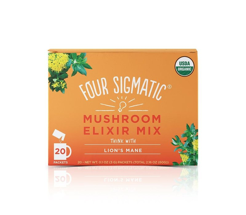 Lion's Mane Four Sigmatic