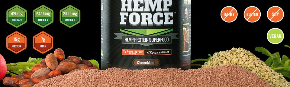 ChocoMaca Hemp Force Power Balls Recept
