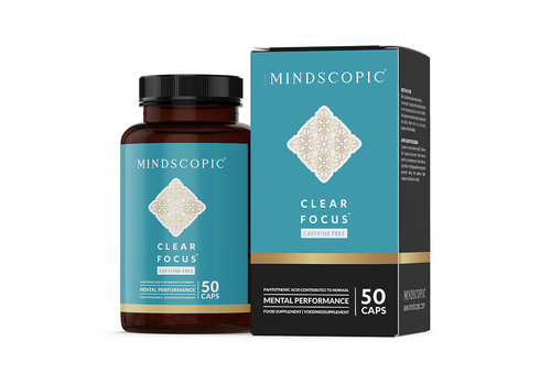 Mindscopic Clearfocus Caffeine free