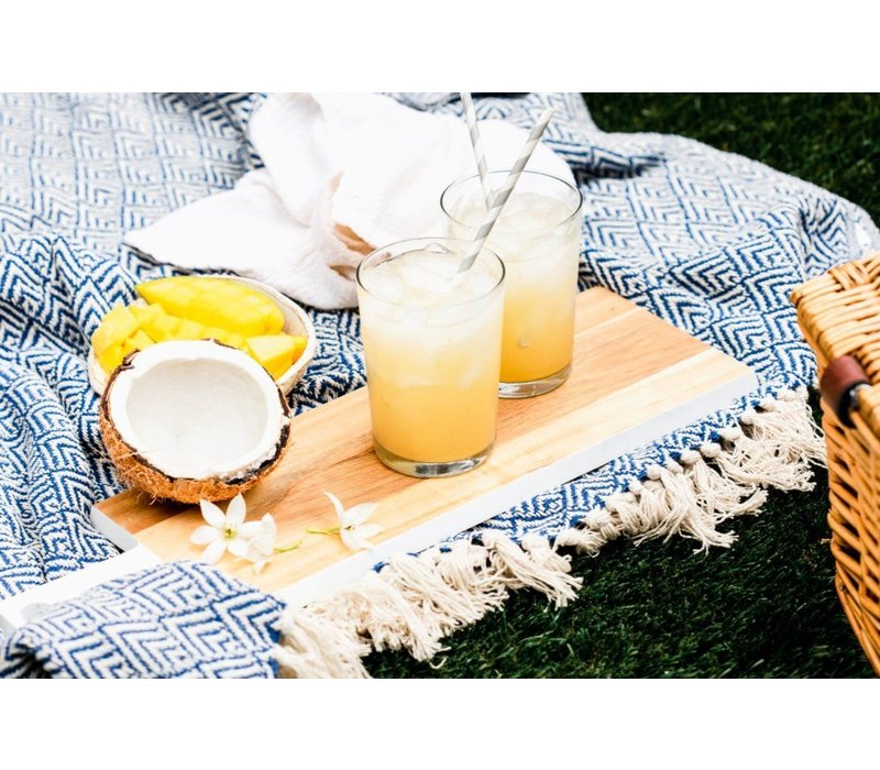 Pineapple Mango Hydrate Coconut Water - Laird Superfood