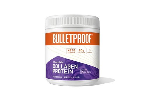 Bulletproof™ Upgraded™ Collageen | Chocolade