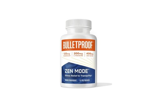 Bulletproof™ Zen Mode