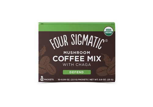 Four Sigmatic Mushroom Coffee with Chaga