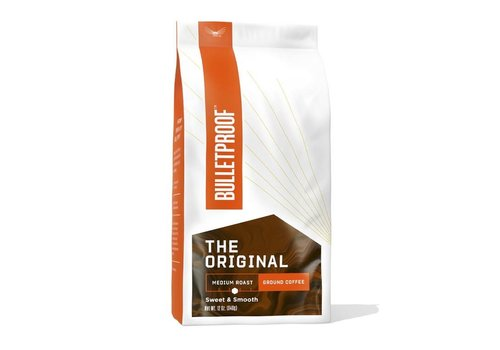 Bulletproof™ Upgraded Koffie (Gemalen) - 340 gram
