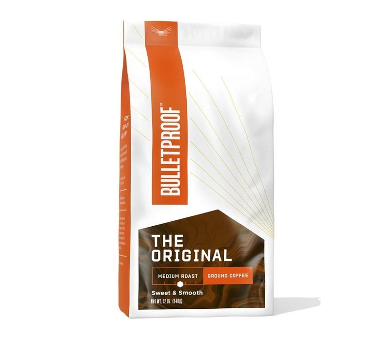 Bulletproof Upgraded coffee (Grounded) - 340 gram