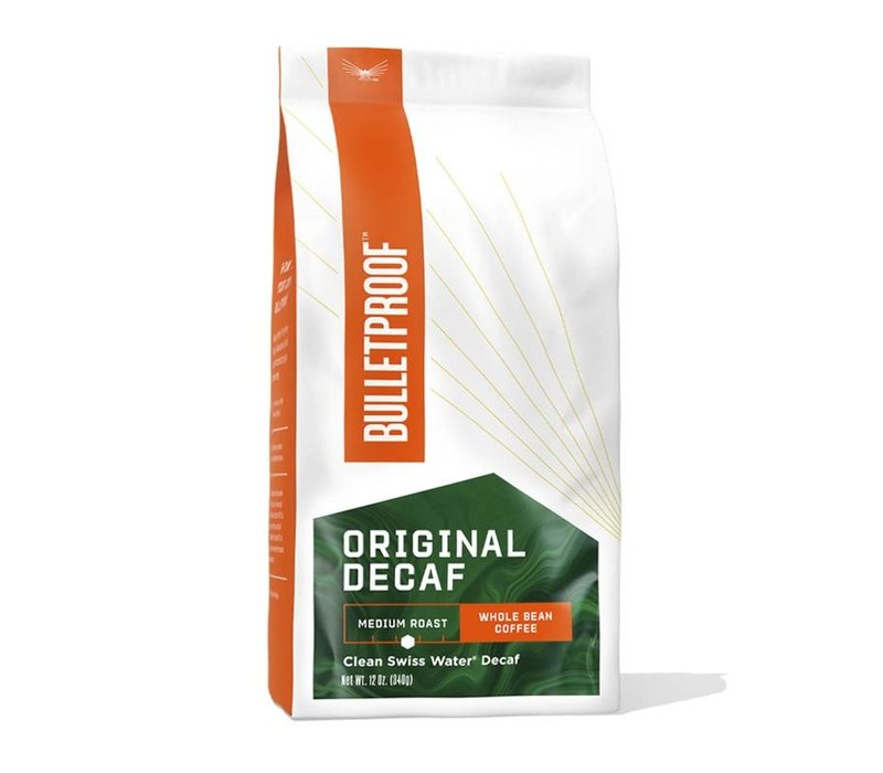Bulletproof Upgraded Decaf Coffee - 340 grams (Beans)