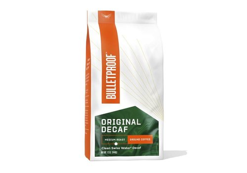 Bulletproof™ Upgraded Decaf Coffee (grinded)