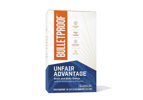 Bulletproof™ Upgraded™ Unfair Advantage