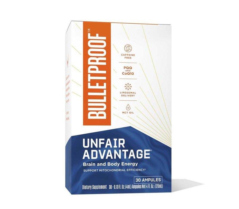 Bulletproof® Upgraded™ Unfair Advantage