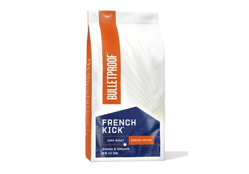 Bulletproof™ Bulletproof French Kick Dark Roast Ground
