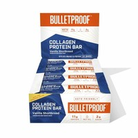 Bulletproof Vanilla Shortbread Collagen Proteïne Bar - 12 pack