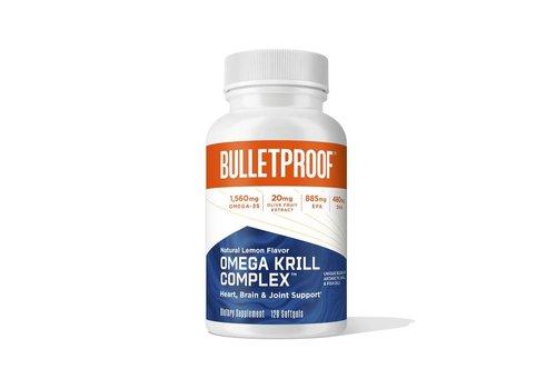 Bulletproof™ Omega Krill Complex - 120 Caps