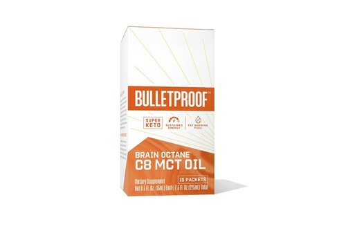 Bulletproof™ Brain Octane GoPacks