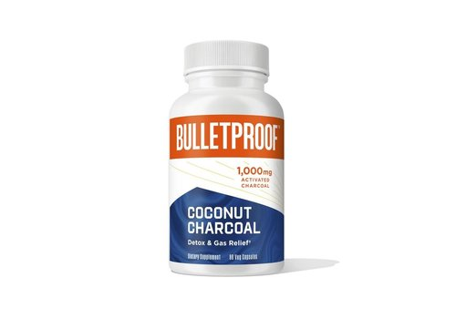Bulletproof™ Coconut Charcoal