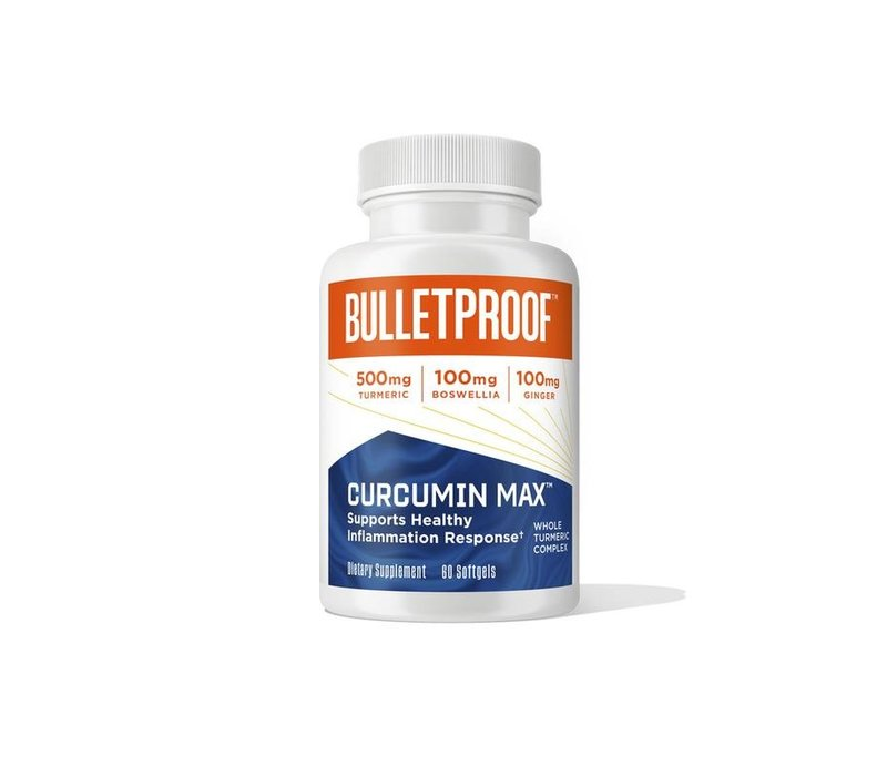 Curcumin Max - the bulletproof executive ( 60 caps)