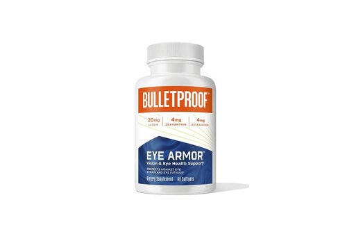 Bulletproof™ Eye armor