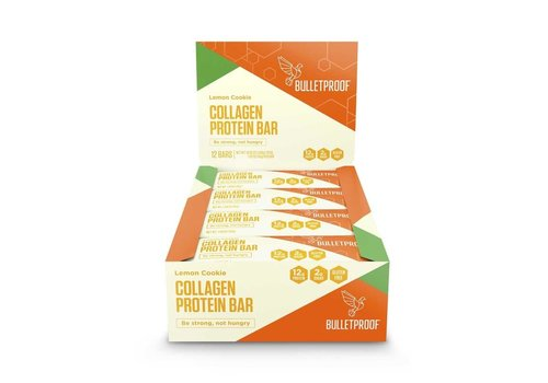 Bulletproof™ Lemon Cookie collagen protein