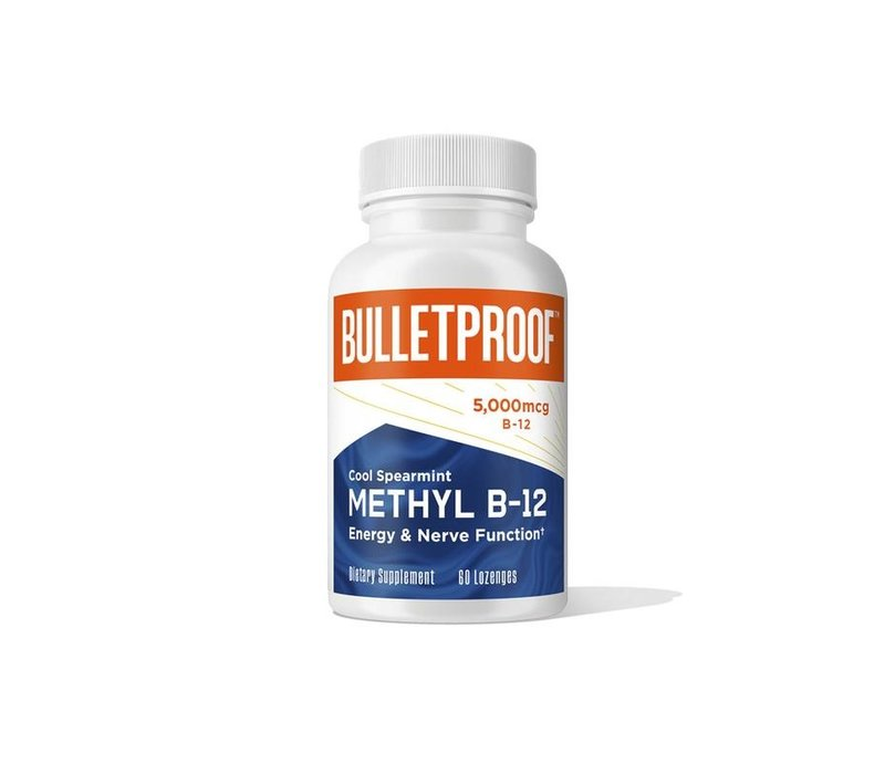 Methyl B-12 - the bulletproof executive (60 caps)