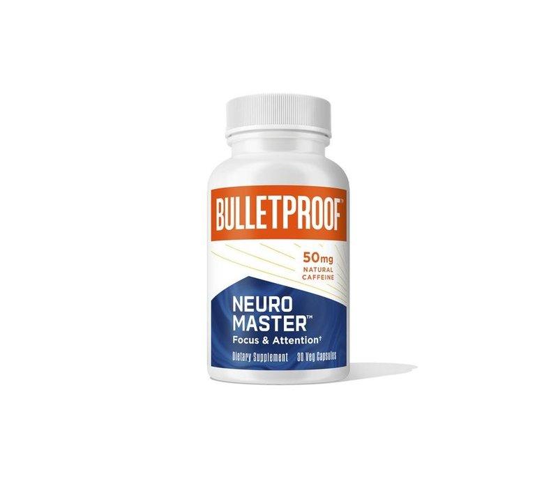 Neuromaster the bulletproof executive (30 caps)