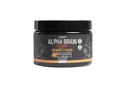Onnit Alpha BRAIN® Instant | Tub