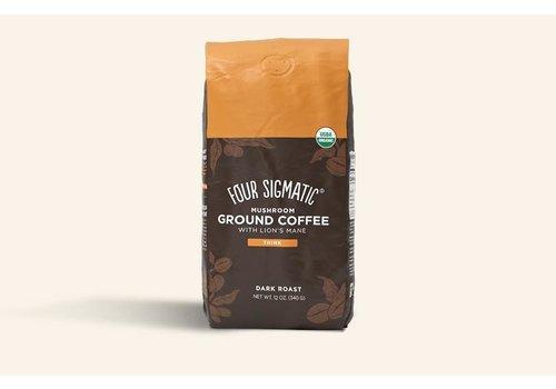 Four Sigmatic Mushroom Ground Coffee Lion's Mane