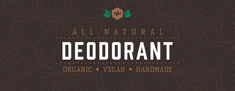 Een natuurlijke deodorant? Zeker niet verkeerd!