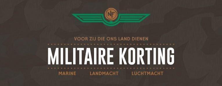 NootroFit introduceert korting voor Militairen