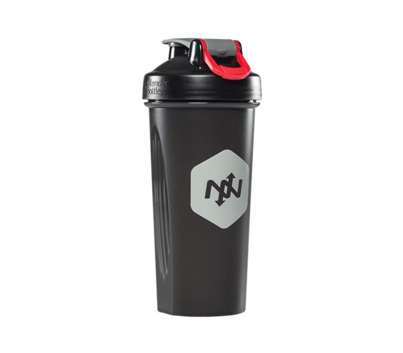 Onnit x BlenderBottle® Black+Red