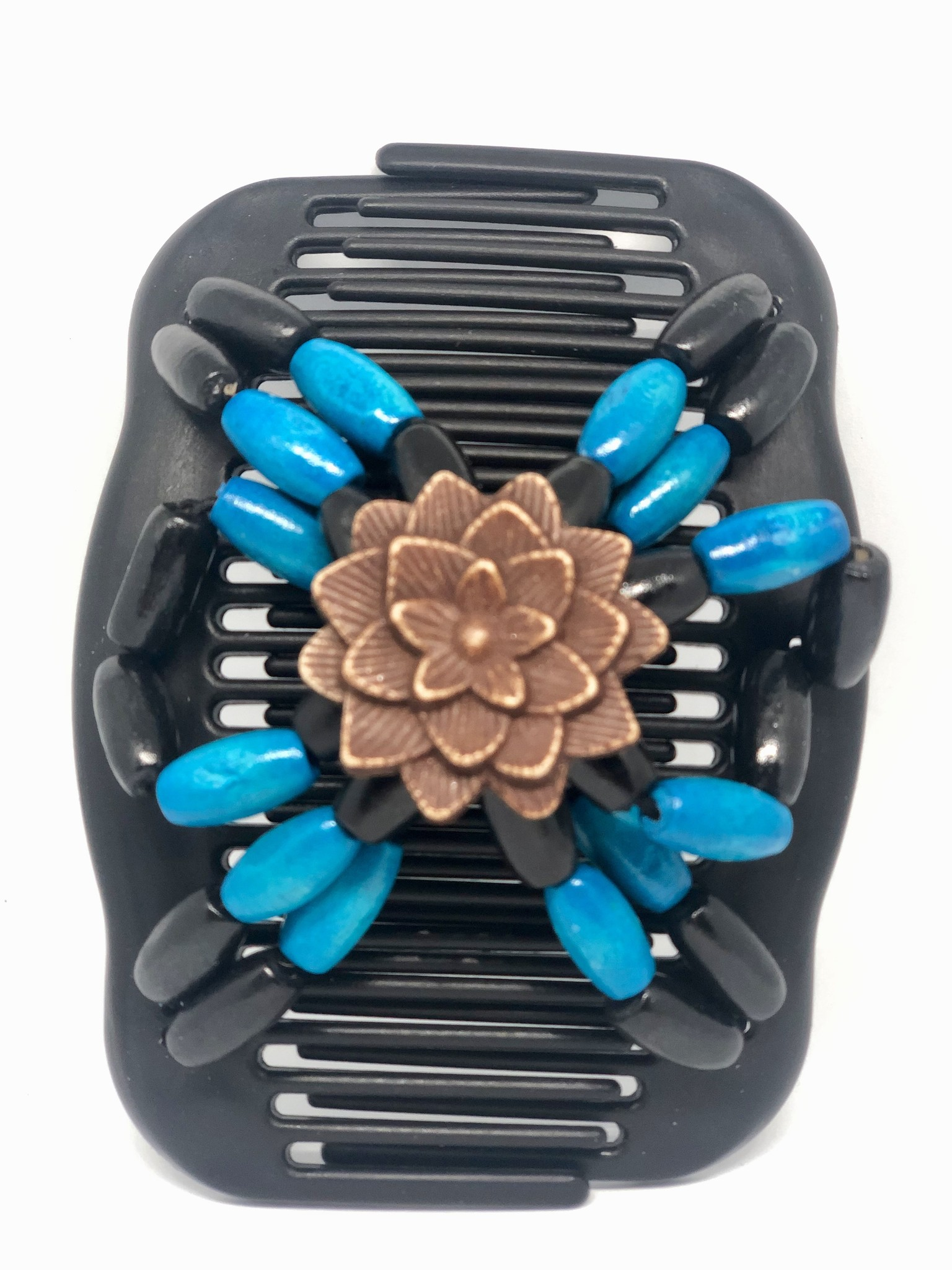La Filetto Hairpin Magico Flower Power Spider-1