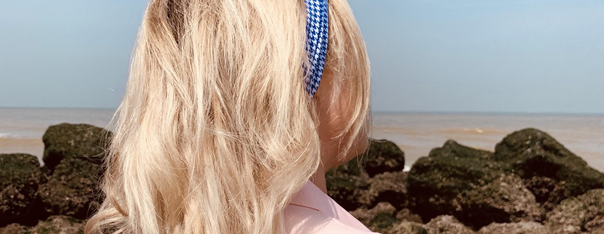 De mooiste handgemaakte haarband