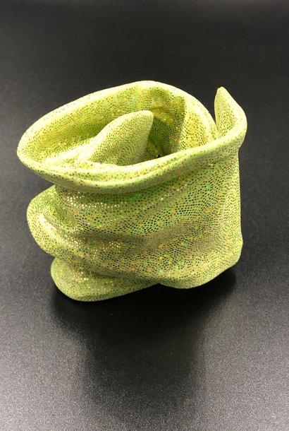 Twist Glitter  Groen