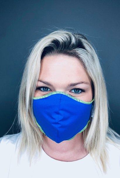 Trendy Safety Mask Blue