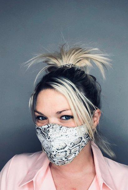 Trendy Safety Mask Snake