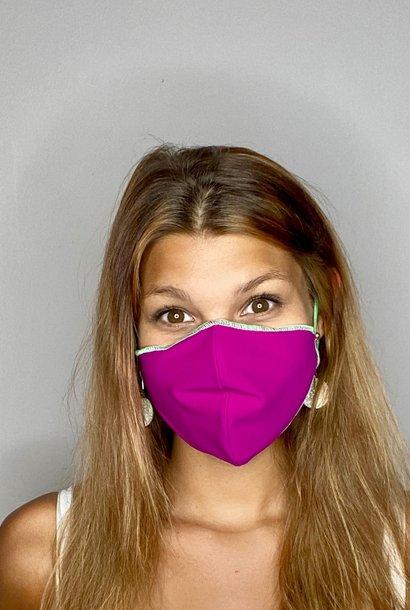 Trendy Safety Mask Daisy