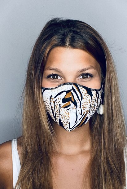 Trendy Safety Mask Pumba