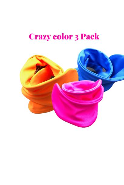 Crazy color 3 Pack