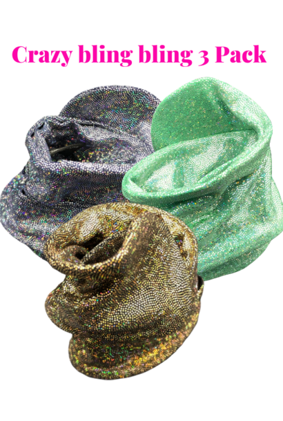 Bling Bling  color 3 Pack