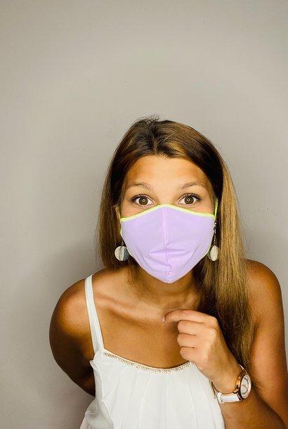 Trendy Safety Mask Lady